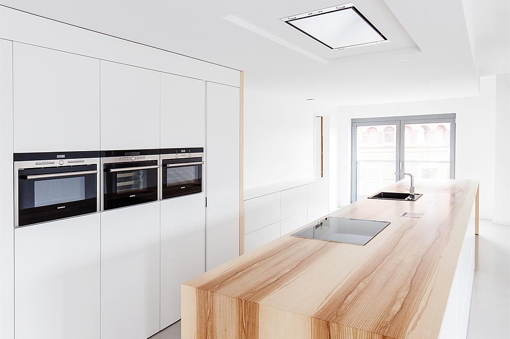 Novy Deckenhaube küchenbeispiel 2 küchenforum steffen richter